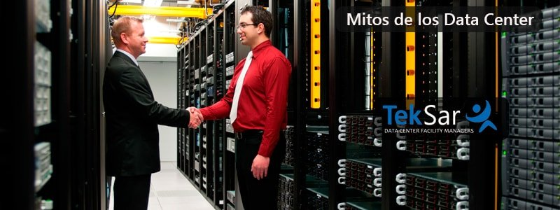 Mitos de los Data Center