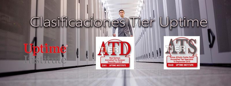 Clasificaciones Tier Data Center | Uptime Institute
